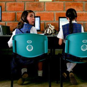 Girls Like Dolls, Not Computers!