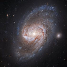 Galaxy Galaxy, Burning Bright!
